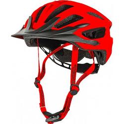 ONeal Q S16 Fahrradhelm - Matt-Rot - L/XL
