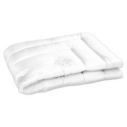 Ganzjahresbett LILLY warm (BL 135x200 cm) Schlafmond