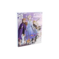 Paladone Spiel, Frozen 2 Adventskalender mit 24 Türen