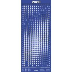 Mini-Mondphasenkalender 2020