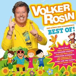 Volker Rosin - Best of! LP als Hörbuch CD von Volker Rosin