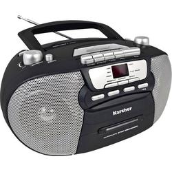 Karcher 5040-B Oberon CD-Radio UKW AUX, CD Schwarz
