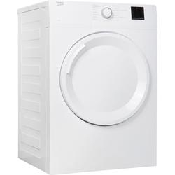 Ablufttrockner DV8120N, 8 kg, Trockner, 87390258-0 weiß weiß