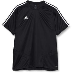 adidas Herren TIRO19 TR JSY T-Shirt, Black/White, XS