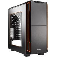 be quiet! Silent Base 600 schwarz/orange Sichtfenster (BGW05)
