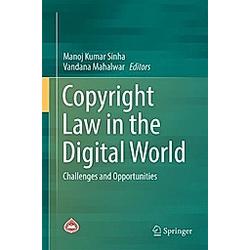 Copyright Law in the Digital World - Buch