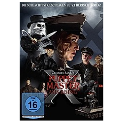 Puppet Master X - Axis Rising - DVD  Filme