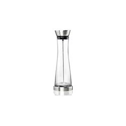 Ritzenhoff & Breker Wasserkaraffe LENO Karaffe Fruchtspieß Glas 1,3 l, Spülmaschinengeeignet