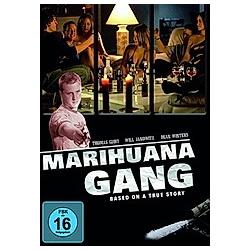 Marihuana Gang - DVD  Filme