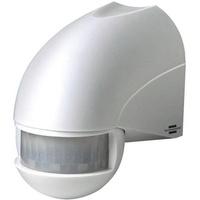 Brennenstuhl 1170900 Wand Bewegungsmelder 180° Weiß IP44