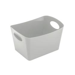 KOZIOL Aufbewahrungsbox Boxxx S Soft Grey 1 L