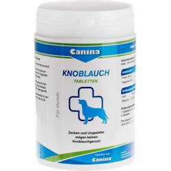 CANINA Knoblauch Tabletten f.Hunde 140 St