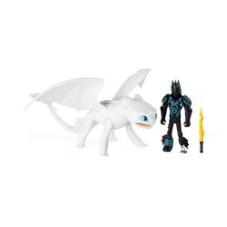 Spin Master Actionfigur Dragons Dragon & Viking Hicks und Tagschatten