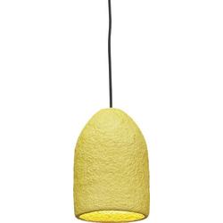 Waldi Leuchten Bienenkorb 79000.0 Pendelleuchte LED E27 10W Gelb