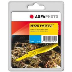 Tintenpatrone Agfaphoto APET701CD cyan