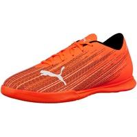 Puma Ultra 4.1 IT Jr Fußballschuh, Shocking Orange Black, 31