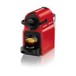 Nespresso Inissia XN1005 Kaffeemaschinen - Rot