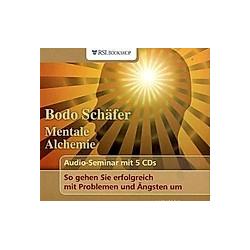 Mentale Alchemie, 5 Audio-CDs