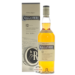 Cragganmore 12 Jahre Single Malt Whisky 0,7 l