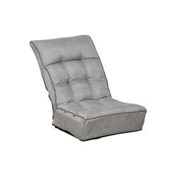 HOMCOM Sitzkissen Sitzkissen mit Rückenlehne