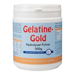 GELATINE gold Hydrolysat Pulver 300 g