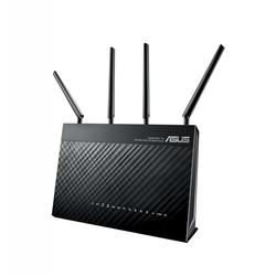 ASUS DSL-AC87VG AC2400 Dualband Gigabit WLAN Router mit ADSL/VDSL Modem