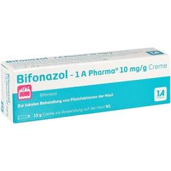 Bifonazol - 1 A Pharma 10 mg/g Creme