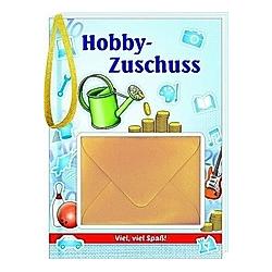 Hobby-Zuschuss - Buch
