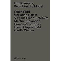 HEC Campus - Buch