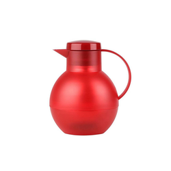 Emsa Teekanne Isolier-Teekanne mit Teesieb Solera, 1 l, Isolierkanne