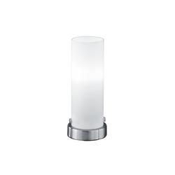 Trio Leuchten LED-Tischleuchte mit Touchfunktion in weiß