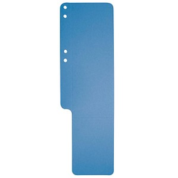 100 Exacompta Aktenschwänze blau