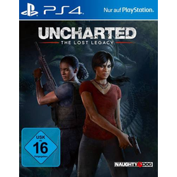 PS4 Uncharted: Lost Legacy PS Hits PS4 USK: 16