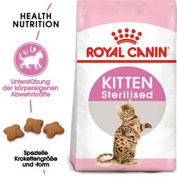 ROYAL CANIN KITTEN Sterilised Kittenfutter für kastrierte Kätzchen 3,5 kg