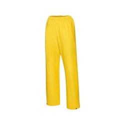 PU-Regenbekleidung-Bundhose »HÖRNUM« Größe XL gelb, teXXor