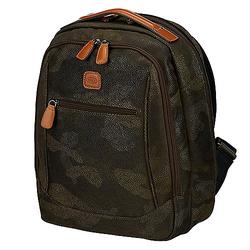 Brics Life Camouflage Rucksack mit Laptopfach 40 cm - military