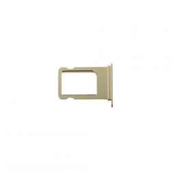SIM Tray / SIM-Kartenhalter für iPhone 7, gold