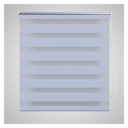 Jalousie Doppelrollo Seitenzug 80 x 175 cm, vidaXL