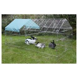Kerbl Freigehege Kaninchen Sonnenschutz