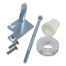 Anbausatz MS-NRC1 für Stellmotoren 10.230 / 230-473 auf Heizungsmischer Centra Serie DRU