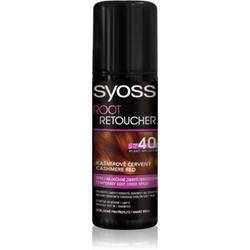 Syoss Root Retoucher Tönung für nachgewachsenes Haar im Spray Farbton Cashmere Red 120 ml