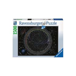 Ravensburger Puzzle Puzzle 1500 Teile, 80x60 cm, Universum, Puzzleteile