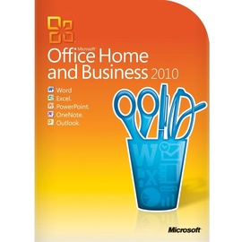 Microsoft Office Home & Business 2010 ESD DE Win