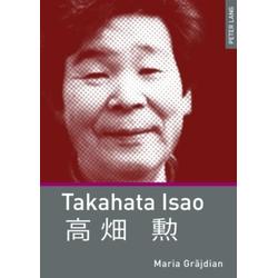Takahata Isao als Buch von Maria M. Grajdian