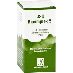 JSO-Bicomplex Heilmittel Nr.5 150 St.