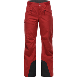 Haglöfs - Niva Pant Women Brick Red  - Skihosen - Größe: L