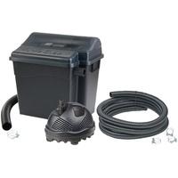 UBBINK Teichfilter Filtra Clear 6000 PlusSet (Set), mit UVC-Klärer, für Teiche bis: 4.500 l/h