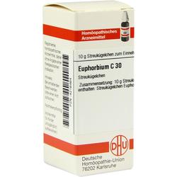 Euphorbium C 30 Globuli