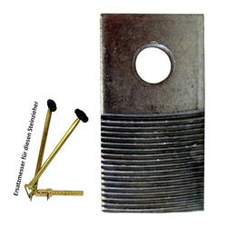 Ersatzmesser für Steinzieher 'PB'