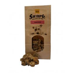 Sn'urk zalmsnoepjes voor de hond (100 gram)  Per 3